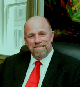 Photo of John M. Klamann, founder